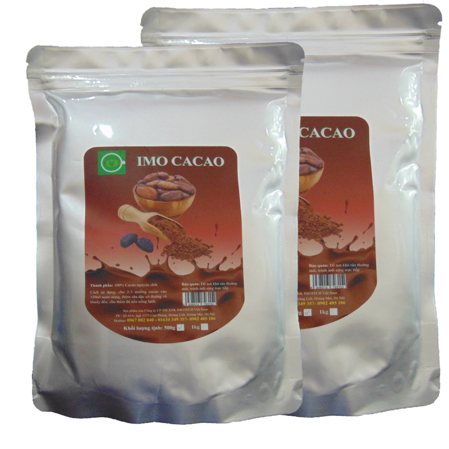 Bột Cacao IMO
