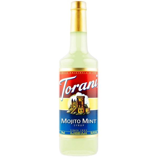Sirô Torani Mojito bạc hà – chai 750ml
