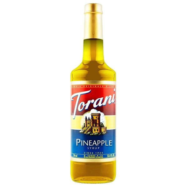 Sirô Torani dứa – chai 750ml