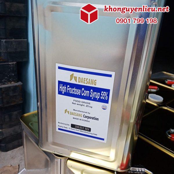 Đường nước Daesang xuất xứ từ Hàn Quốc nên rất đảm bảo về chất lượng