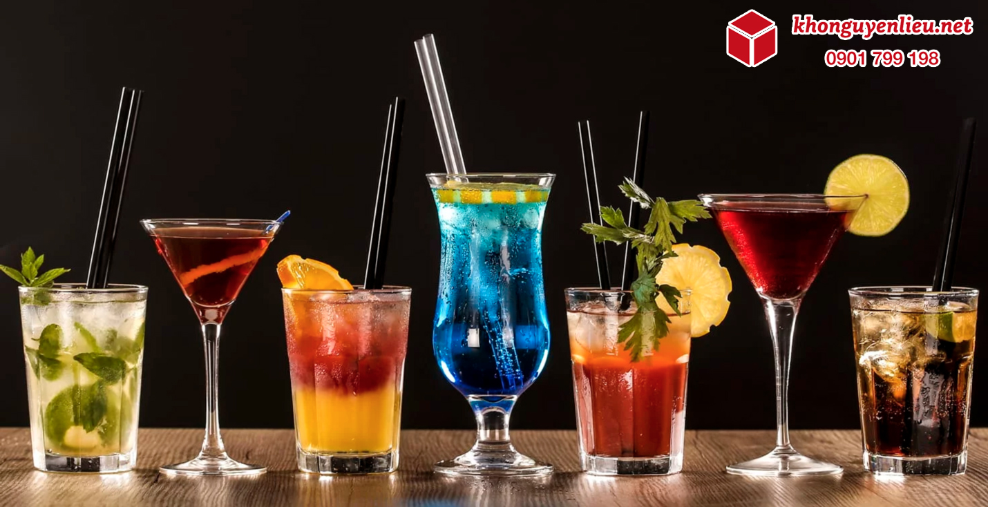 Đường nước Daesang tạo vị thơm ngon cho đồ uống