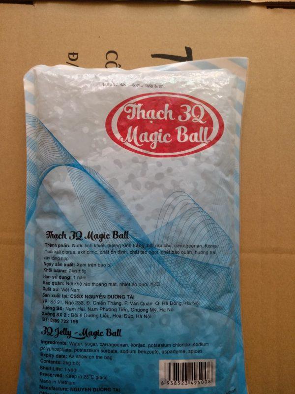 Trân Châu Trắng 3Q Magic Ball 2kg