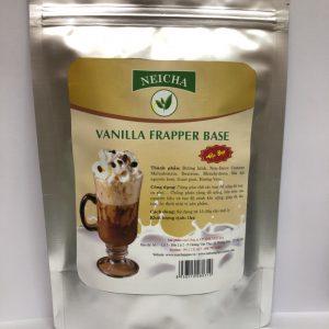 Bột Mix Neicha Vanilla Frapper Base Túi 1kg