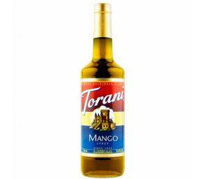 Sirô Xoài Torani Mango – chai 750ml