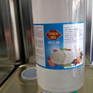 Trân Châu Trắng 3Q Jelly 2kg